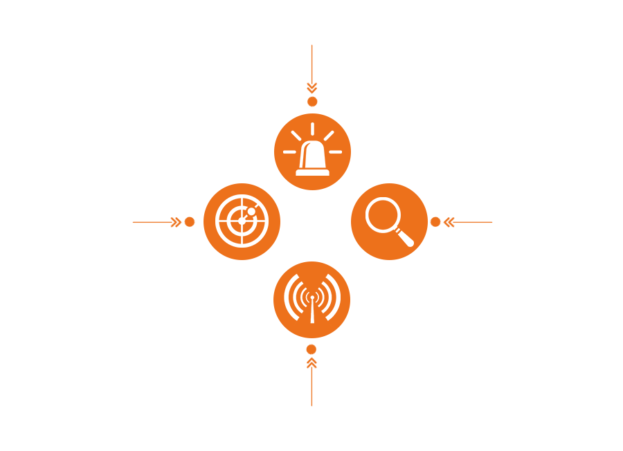 Search and Rescue - Surveillance -Monitoring - Communications enhancement